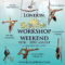 LONDON Summer Workshop & In-house Comp Weekend 2017
